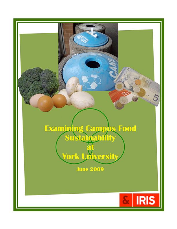 Food Report 2009