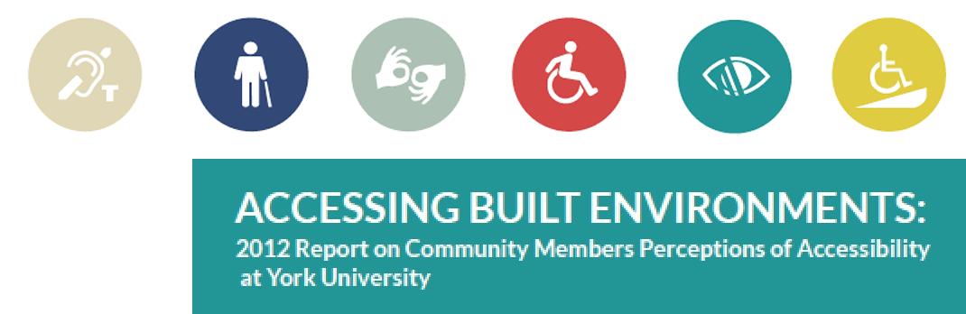Accessing Built Environments