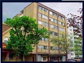 apt building