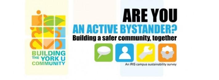 Active Bystander Survey 2014